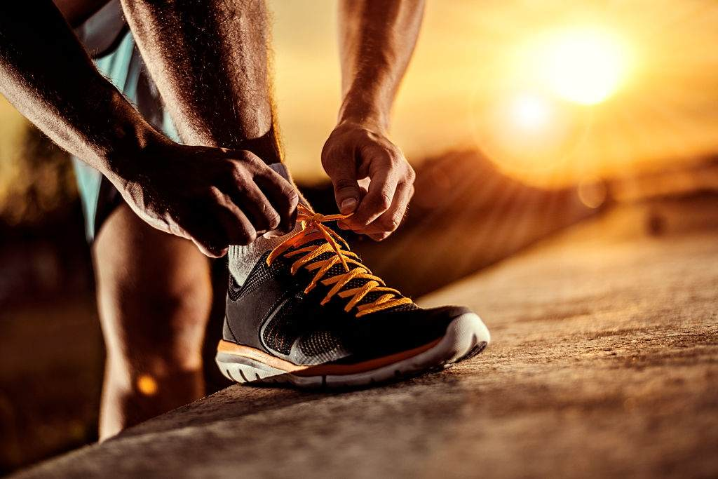 why trail running shoes are good for hiking