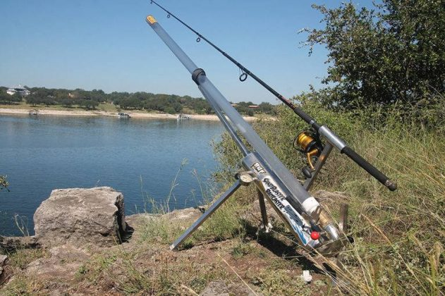 are bait launchers legal in texas
