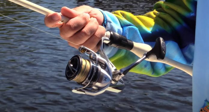 can you use a spinning reel on a casting rod