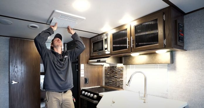 how to recharge a dometic rv air conditioner