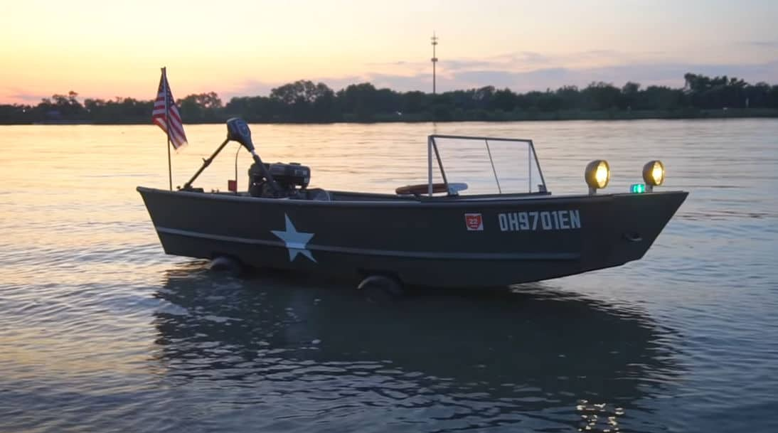how to register a homemade boat in texas