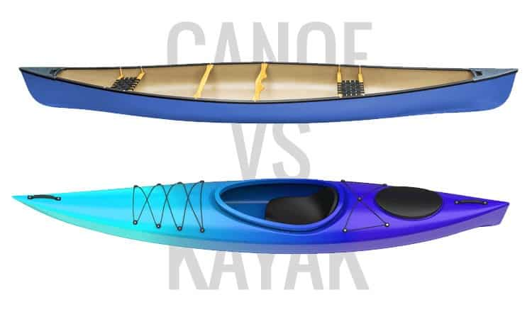 is a canoe or kayak more stable
