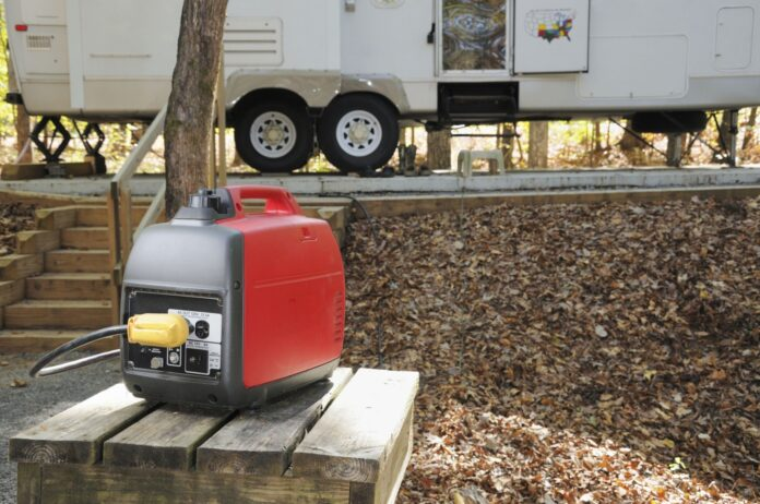 what kind of generator do i need for my camper