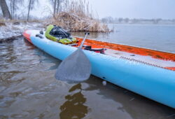 The Ultimate Guide to Paddle Boarding in Cold Weather