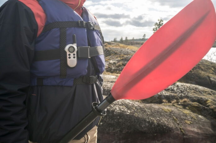 why do you need a waterproof walkie-talkie for kayaking