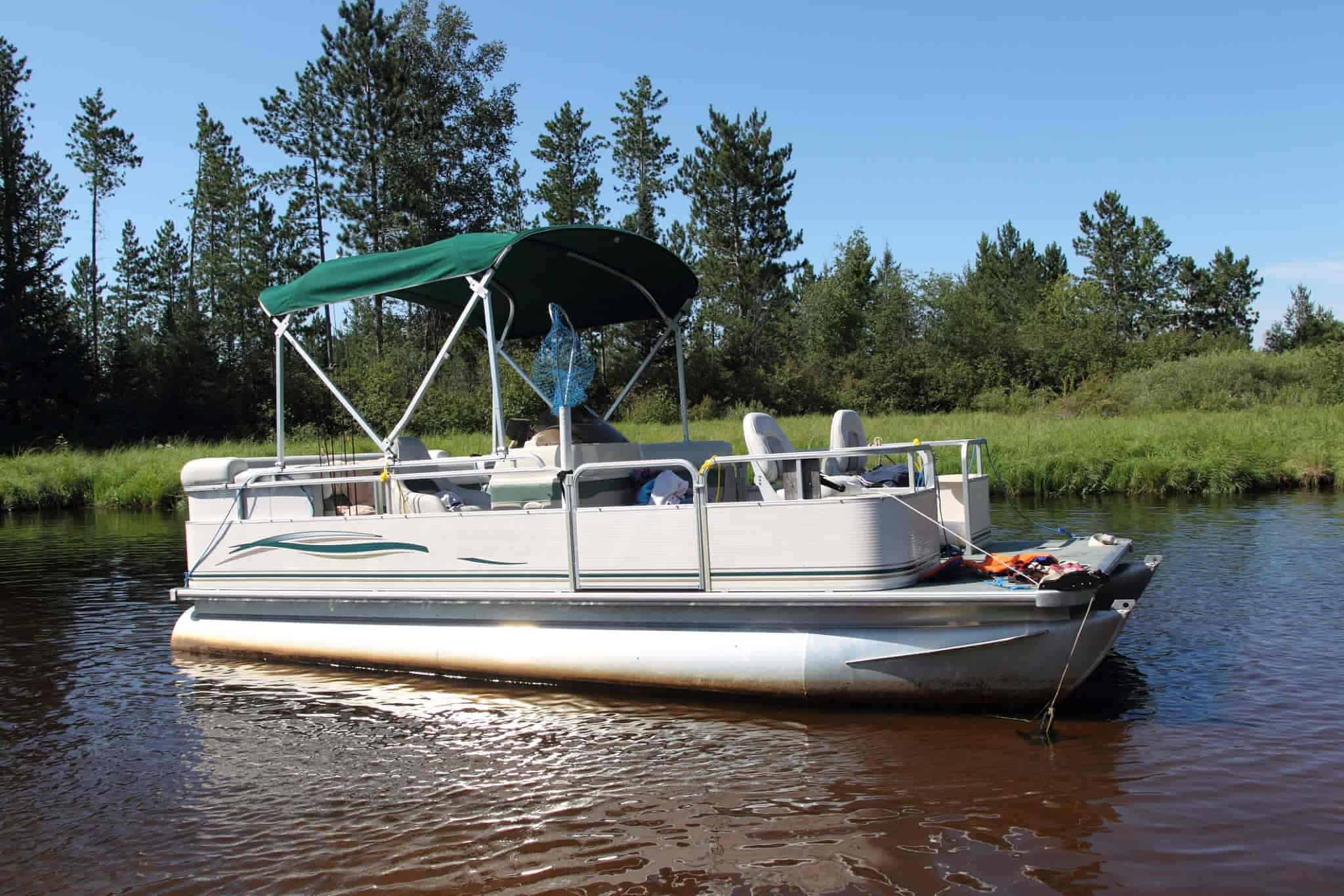pontoon boat license - is it A requirement