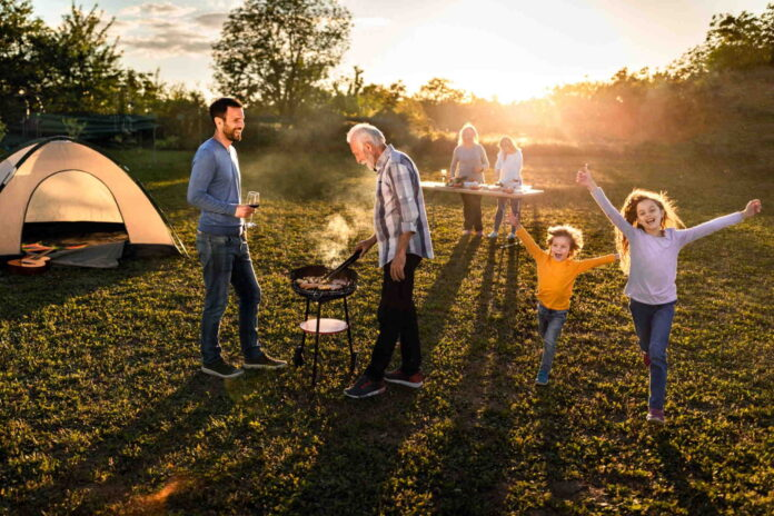 camping and why you should try it