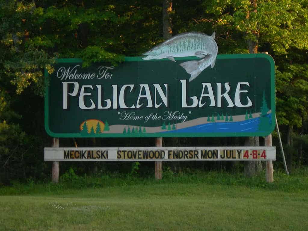pelican lake (oneida county)