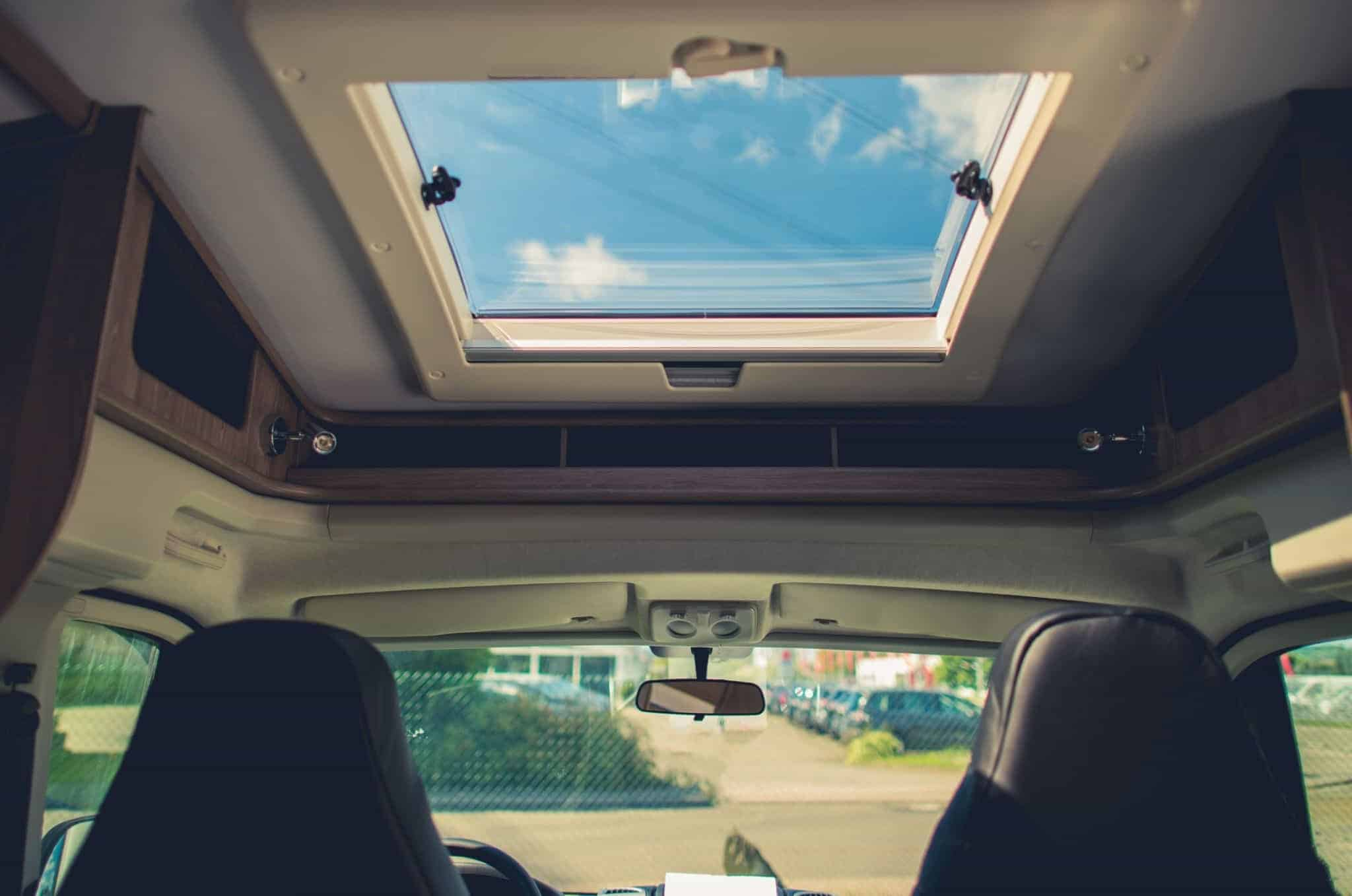 replace an rv skylight