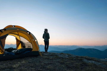 Seven Reasons to Go Camping Alone