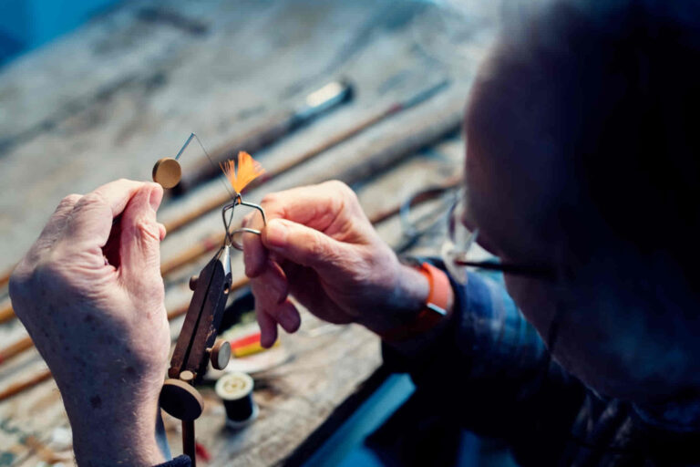 how to make fishing lures out of household items