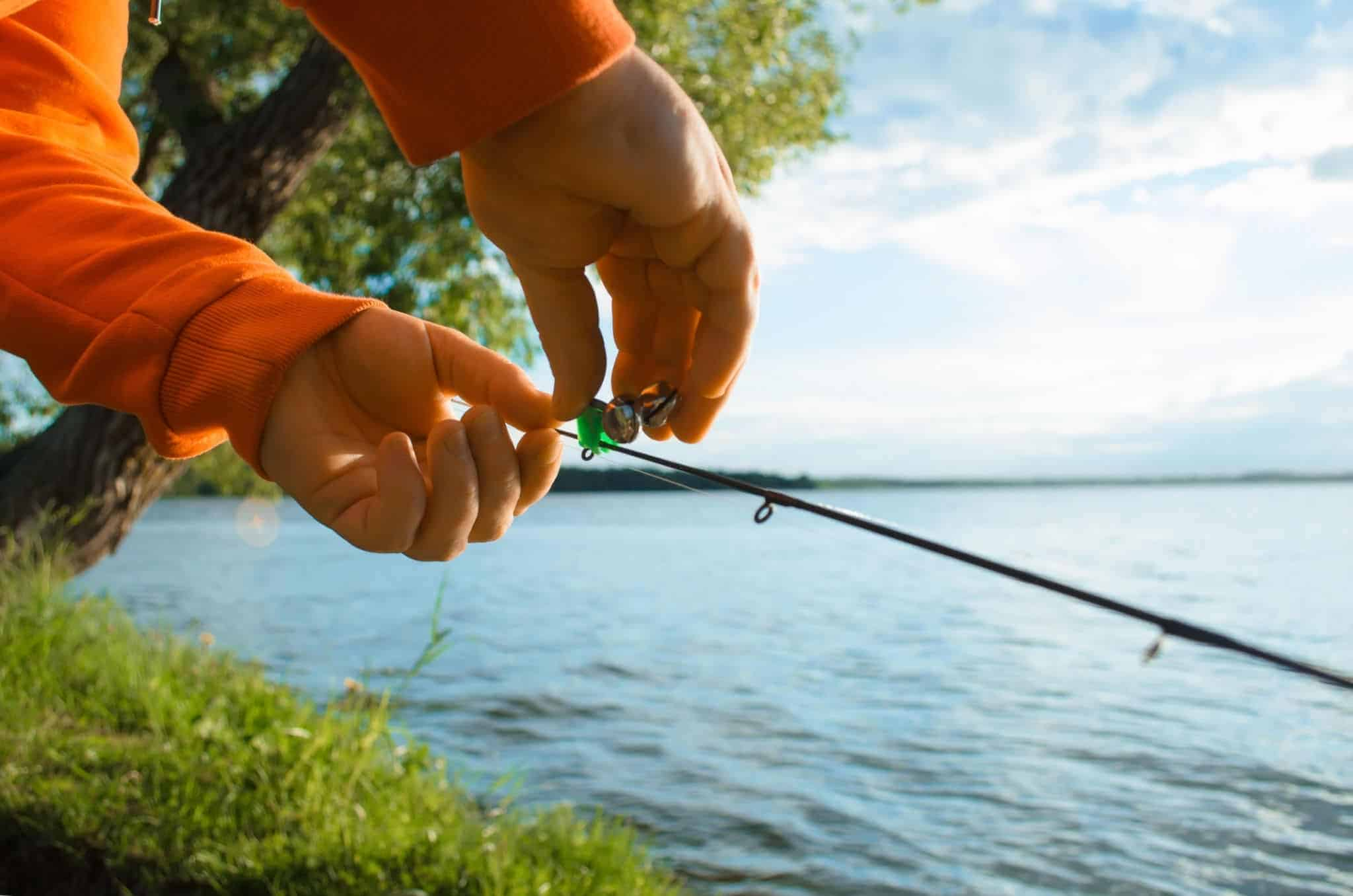 what fish are biting this time of year
