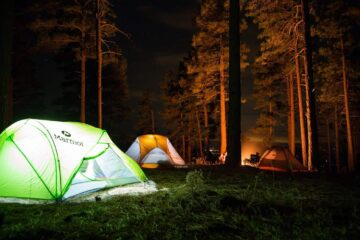 Basic Guide to a Student Camping Trip
